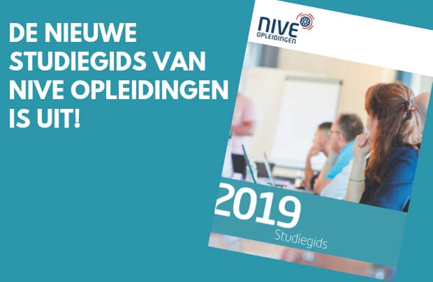 De nieuwe studiegids van 2019 is uit!