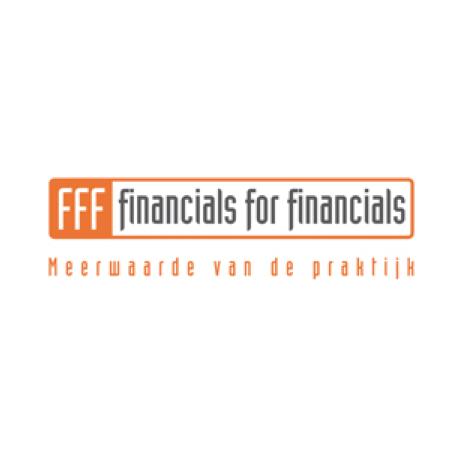 Financials for financials | FFF | gratis lidmaatschap t.w.v. €275,-